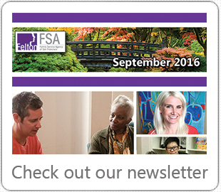 Felton Institute September 2016 Newsletter.