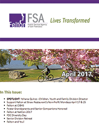 Felton April 2017 Newsletter.