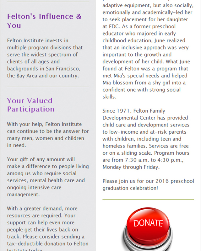 July 2016 Newsletter section 12.