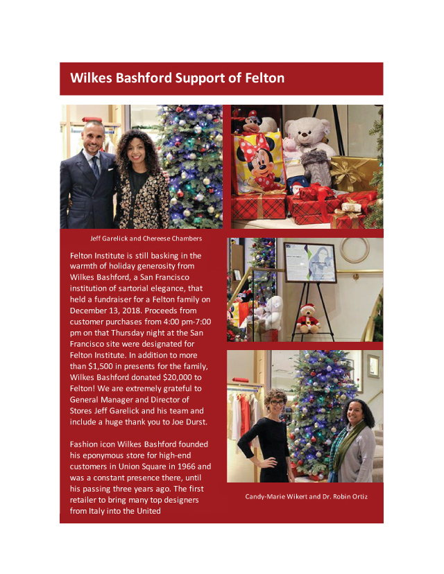 Felton Newsletter for January 2019 - Page 5.